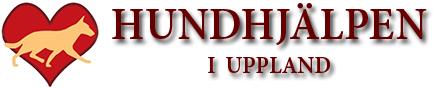 Hundhjälpen i Uppland Logotyp