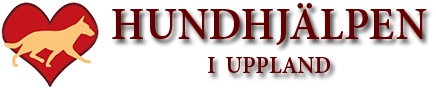 Hundhjälpen i Uppland Logo
